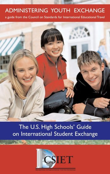 The U.S. High Schools' Guide on International Student ... - AFS Wiki