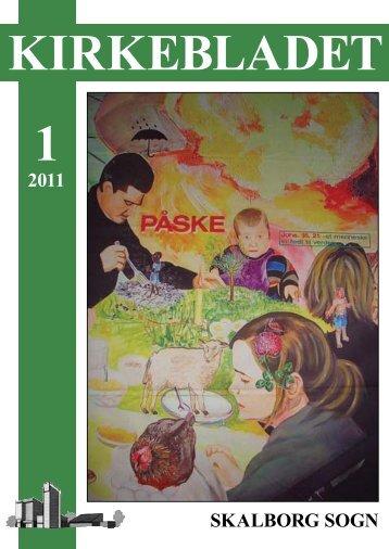 Kirkeblad-2011-1.pdf - Skalborg Kirke