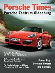 Porsche Zentrum Oldenburg