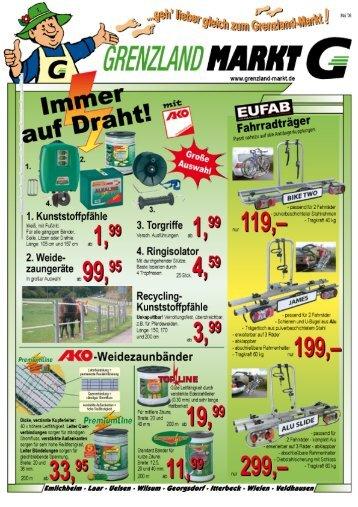 Monatsbeilage Mai1.PDF - Grenzland Markt