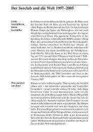 Stüürbord Ausgabe 2004-03 - Seeclub Stäfa