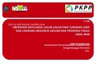 Presentasi Evaluasi X.106 - PKPP