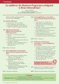 Erfolgreiche Mentorenprogramme - Grow.up. Managementberatung ... - Seite 2