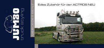 MB Actros I MP3 - Jumbo-Fischer