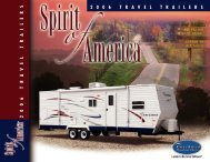 2006 travel trailer s er - RVUSA.com