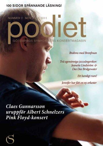 Claes Gunnarsson - Göteborgs Symfoniker