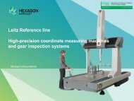 Leitz Reference line High-precision coordinate measuring ... - KODA