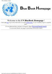 UN BLUE BOOK - United Nations Crime and Justice Information ...