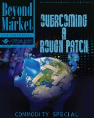 OVERCOMING A ROUGH PATCH - Online Share Trading