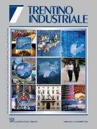 ANNO XLIX n.12 DICEMBRE 2008 - Confindustria Trento