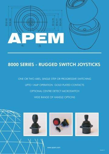 Apem 8000 Series Version 3