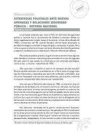 LivroRedePoliciaisESP1 CORR.pmd - Comunidade Segura