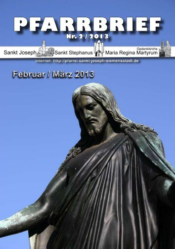 Download Pfarrbrief-2013-02.pdf - Pfarrei.sankt-joseph ...