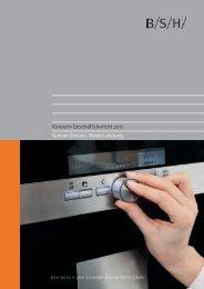 | Kenn - BSH Bosch und Siemens Hausgeräte GmbH