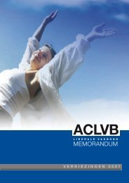 MEMORANDUM - Aclvb
