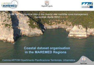 Administrative units - Maremed