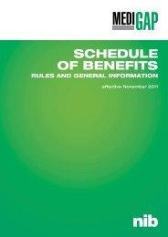 2011 november 1 schedule.pdf - nib