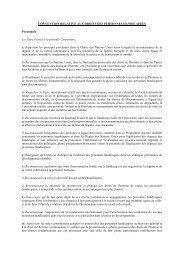 CONVENTION RELATIVE AUX DROITS DES ... - CNCDH