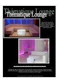 Vous désirez une soirée lounge lors de votre prochain événement ... - Page 2
