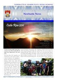 Winter 2011 - Newbattle Community High School