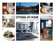 HOMEs design LIvINg shoPPing FOOD - Ottawa At Home