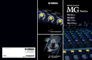1-knob Compressor SPX multi effect - MusiciansBuy