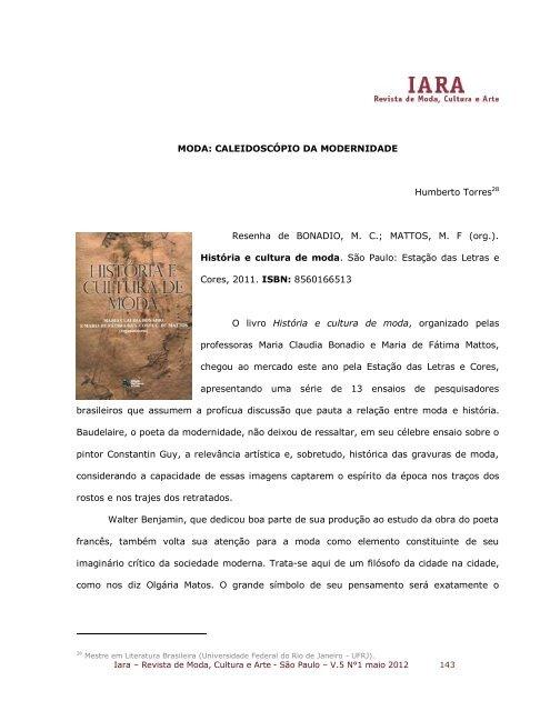 História e cultura de mod - IARA - Revista de Moda, Cultura e Arte