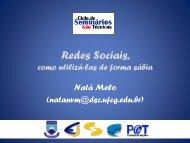Redes Sociais,