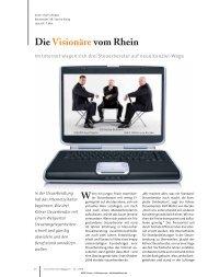 Steuerberater Magazin 2009/03 - Steuerberaten.de