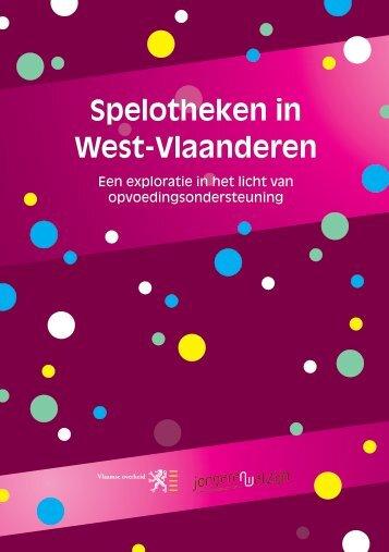 Spelotheken in West-Vlaanderen - Expoo