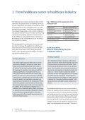 Stimuli to innovation in the healthcare industry - BMWi - Page 7