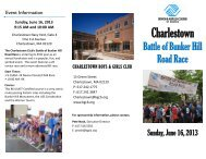 brochure - Boys and Girls Club of Boston