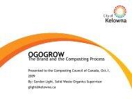 Ogogrow - Compost Council of Canada