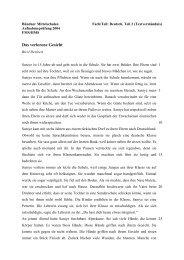 Textblatt - Wirtschaftsschule KV Chur
