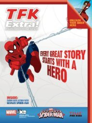 UNLEASH YOUR INNER HERO - Time for Kids