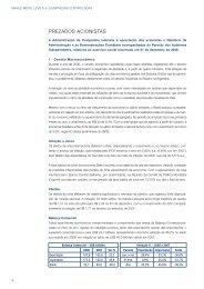 PreZaDos aCIonIstas - MAHLE Metal Leve » Investor Relations