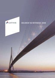 DOCUMENT DE RÉFÉRENCE 2008 - Paper Audit & Conseil