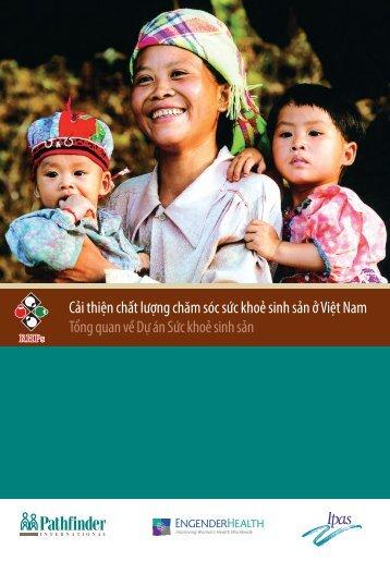 Cải thiện chất lượng chăm sóc sức khoẻ sinh sản ở Việt Nam Tổng ...