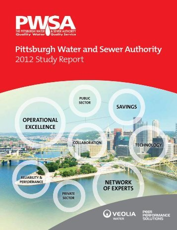 Pittsburgh Water and Sewer Authority 2012 Study ... - City of Pittsburgh