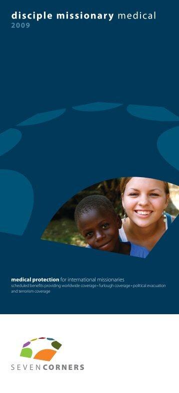 disciple missionary medical - Travelersmed.info