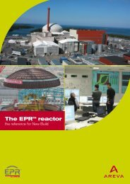 EPR Reactor Brochure - Areva