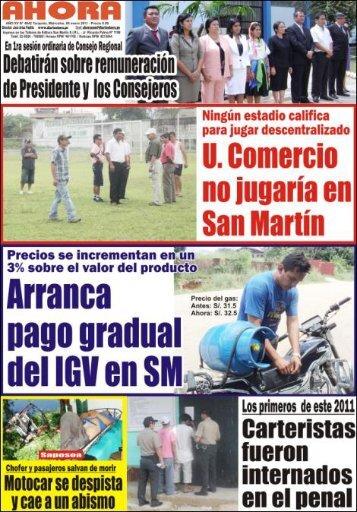 avisos legales - san martín - yurimaguas