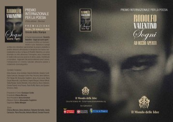 Rodolfo Valentino - Sogni - Mantovani nel mondo