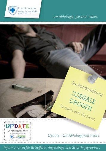 ILLEGALE DROGEN - Blaues Kreuz