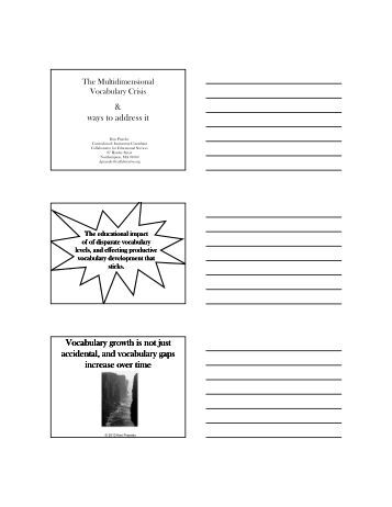 writing and reading project