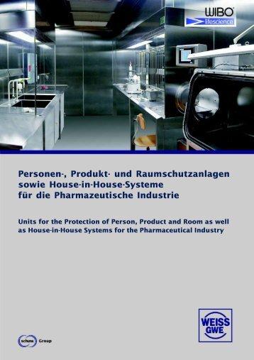 Personen-, Produkt- und Raumschutzanlagen sowie House-in ...