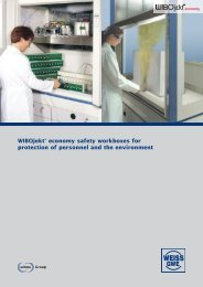 WIBOjekt® economy safety workboxes for protection of personnel ...