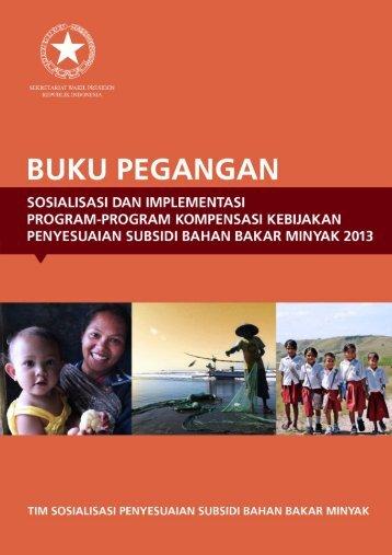 Buku Sosialisasi & Implementasi - Kementerian Lingkungan Hidup