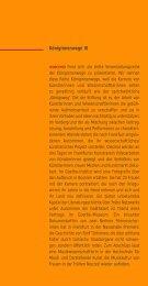 Veranstaltungsprogramm - maecenia Frankfurt