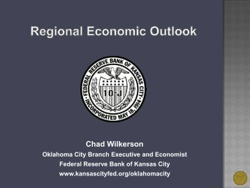 Chad Wilkerson - Federal Reserve Bank of Kansas City